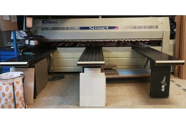GIBEN Smart Panel Ebatlama Makinası