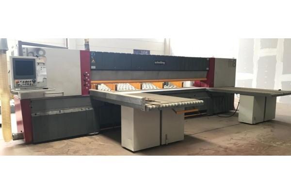 SCHELLING FH 8 430 Asansörlü Panel Ebatlama Makinası