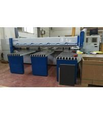 Holzma HPL380 Asansörlü Panel Ebatlama Makinası