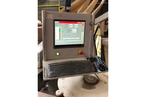Turanlar T-EB 701 Otomatik Kenar Bantlama Makinası