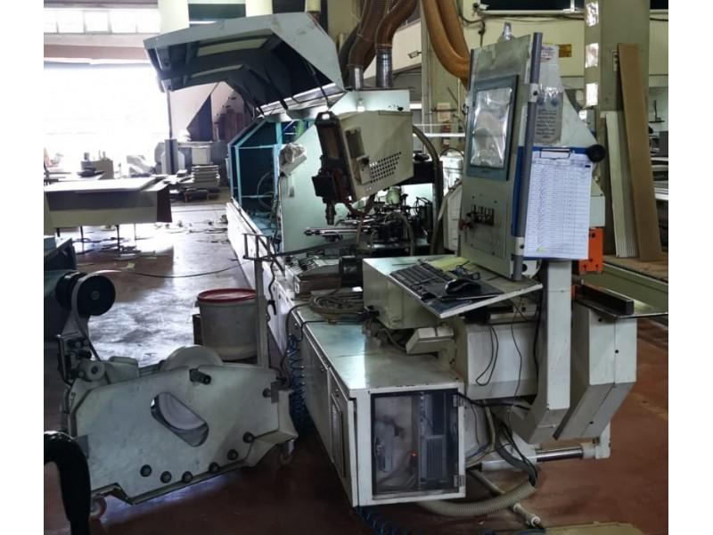SCM Stefani Solution 93 Otomatik Kenar Bantlama Makinası