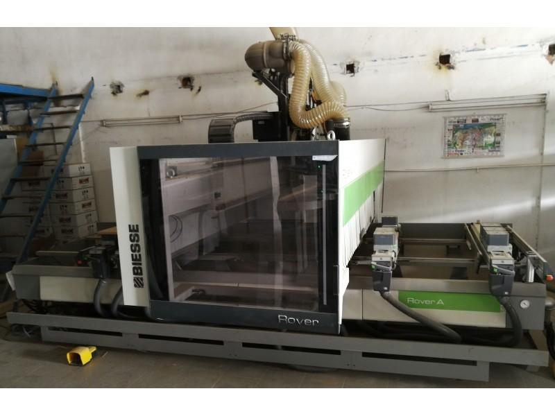 Biesse Rover A1432 CNC İşlem Merkezi