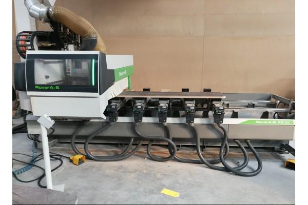 Biesse Rover A-S 1332 CNC İşlem merkezi