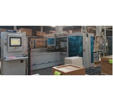Homag Optimat BHX 500 CNC Delik Makinası