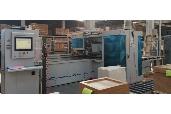 Homag Optimat BHX 500 CNC Delik Makinası