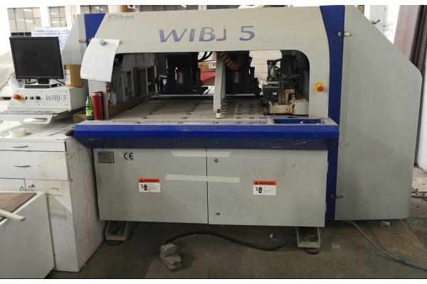 Giben Wibj 5 CNC Delik Makinası