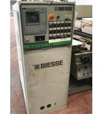 Biesse Techno F 4+2 Hat Tipi Delik Makinası