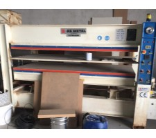 As Metal Tetragon 60/1 220x110 Kapı Presi