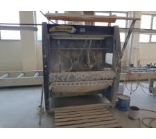 Spreymak Profil 500 Otomatik Profil Boyama Makinası