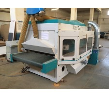 MB MASCHINENBAU ROBA-TECH 1300/DI Döner sistem fırça zımpara makinası