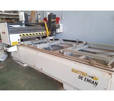 EMİNTOSUN Quattro De Emain Kapı Ebatlama Makinası