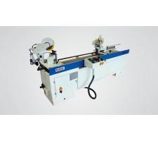 Toskar Woodmaster 200 Otomatik Çift Köşe Kesim ve Çift Delik Delme Makinası